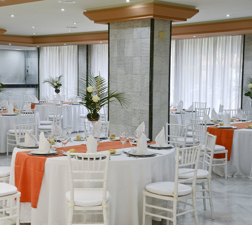 Banquet Hotel San Pablo Sevilla Hotel San Pablo Sevilla
