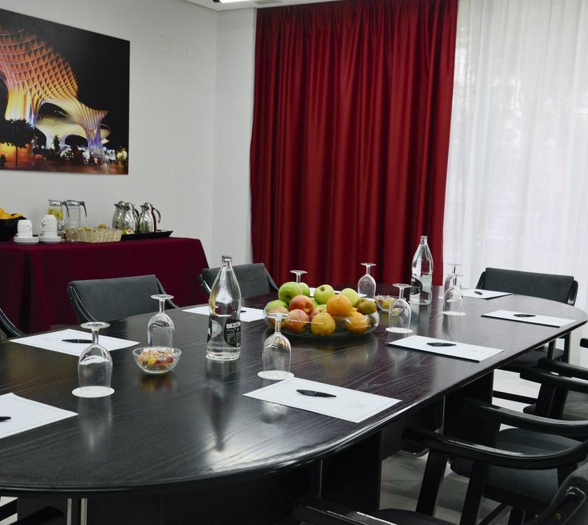 Meeting Room Hotel San Pablo Sevilla Hotel San Pablo Sevilla