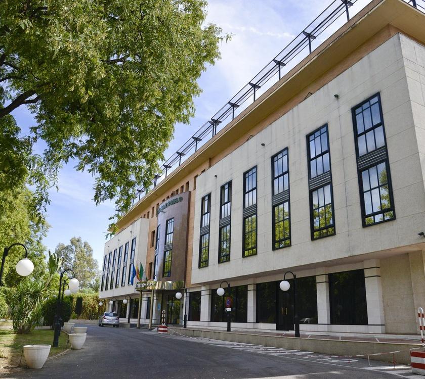 Facade Hotel San Pablo Sevilla Hotel San Pablo Sevilla