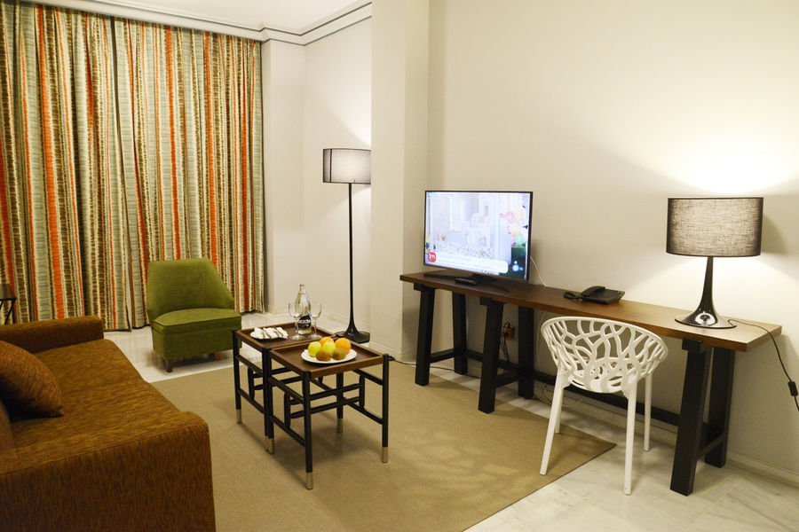 JUNIOR KING SIZE SUITE Hotel San Pablo Sevilla