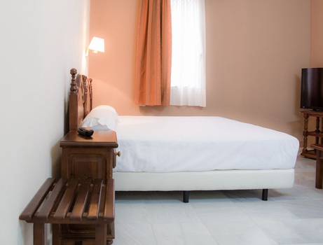 DOUBLE KING SIZE ROOM Hotel San Pablo Sevilla